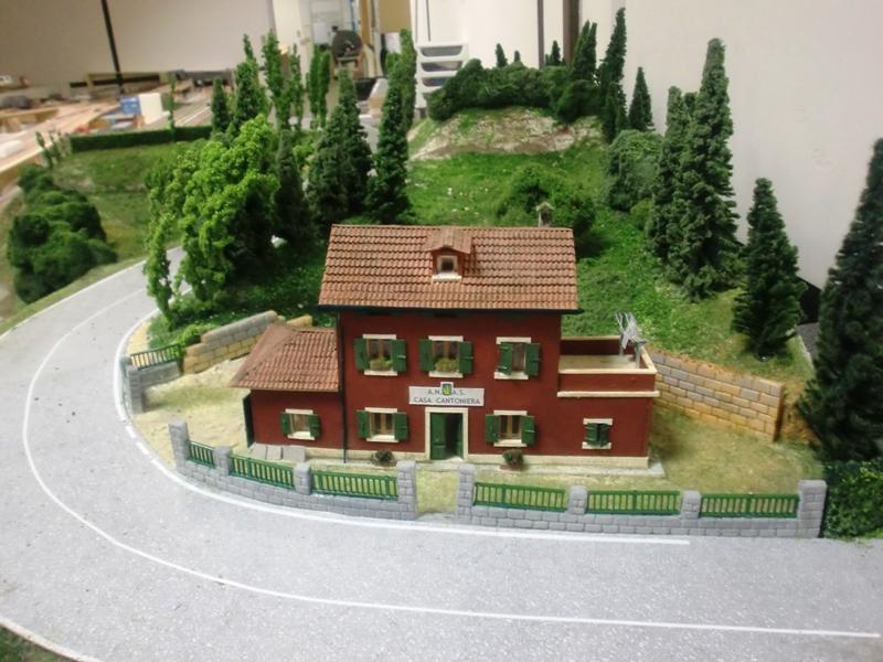 La casa Cantoniera