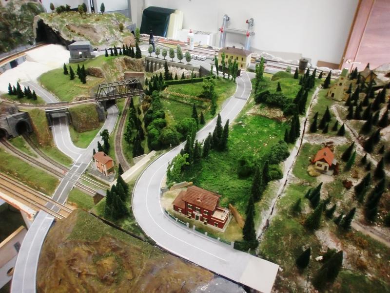 La casa Cantoniera - Ambientazione