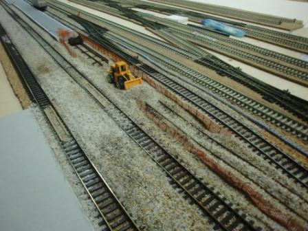 Piazzale analogico stazione Mestre - lavori in corso...
