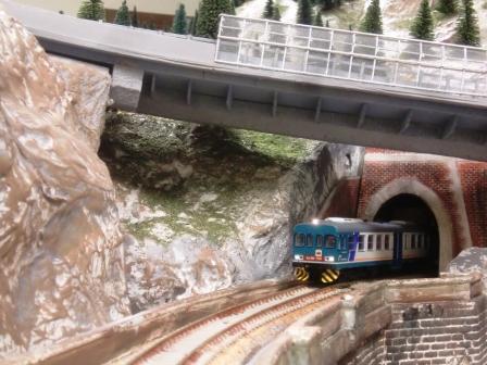 galleria accesso montagna - lato stazione